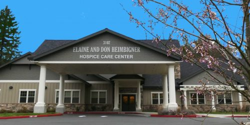 A 10-bed 21,000 sq. ft. Vancouver hospice facility (with space for an additional 10 beds) was completed in 2015 at a cost of $8.8 million.